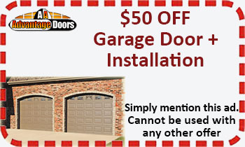 Garage door plus installation